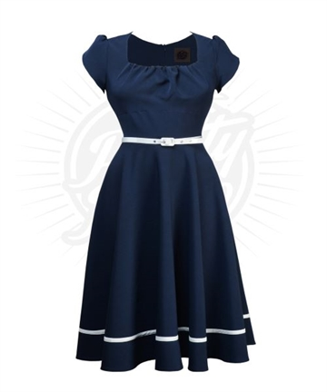Pretty Dancing Dress - Nautical