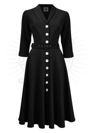 Retro 50s Shirtwaister Dress