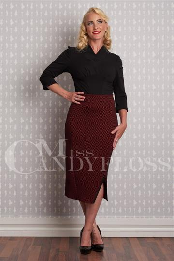 Cosette-Rose skirt