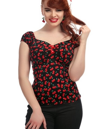 Dolores small cherries top