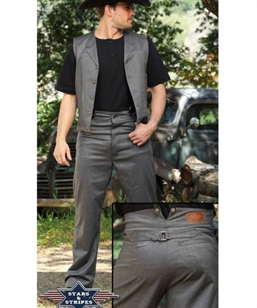 Franklin western Trousers