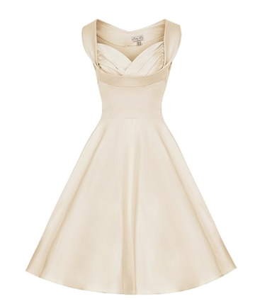 Ophelia Cream Dress