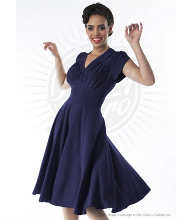 Retro 50s Swing Dress