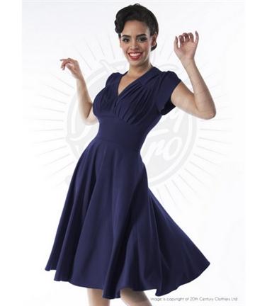 4da0d3ba5199 Retro 50s Swing Dress