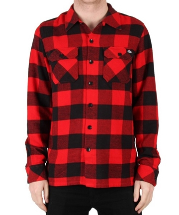 Dickies Sacramento - red