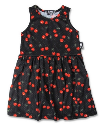Girls Cherry dress