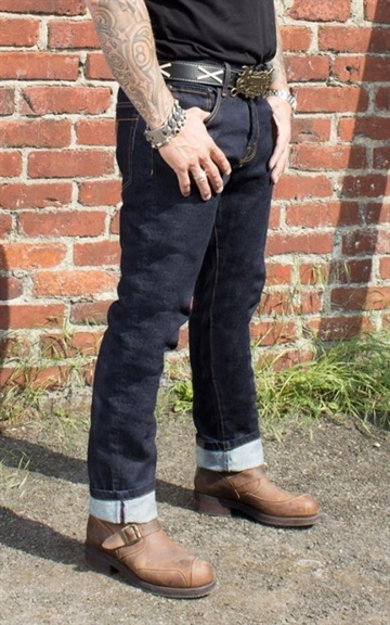 Rumble59 - Slim Fit Denim